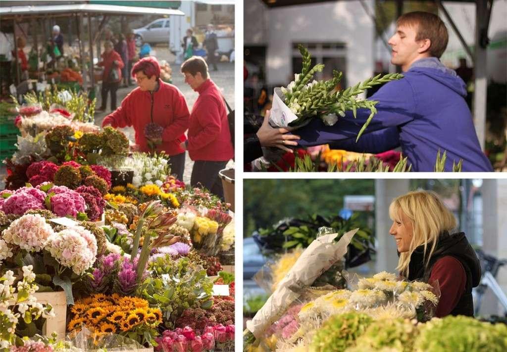 Über Uns Blumen Horstmann
