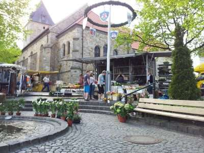 Wochenmarkt Borgloh